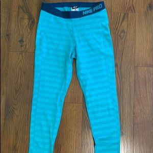 Nike pro pants leggings